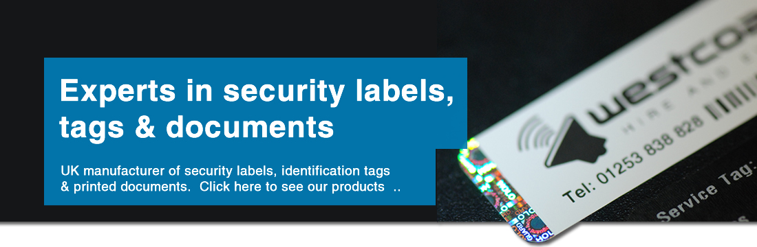 Experts in Security Labels, Tags and Documents