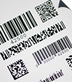 Barcode, QR & UID Labels