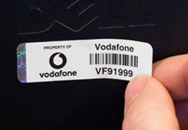 Type 1 Asset Label